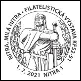 Nitra, milá Nitra, Filatelistická výstava