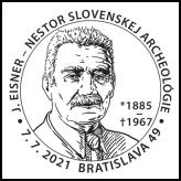 J. Eisner - nestor slovenskej archeológie