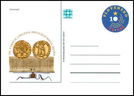700. výročie udelenia privilégií mestu Žilina