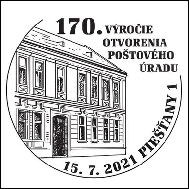 170. výročie poštového úradu