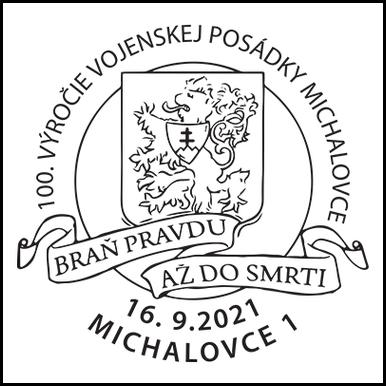 100. výročie vojenskej posádky Michalovce