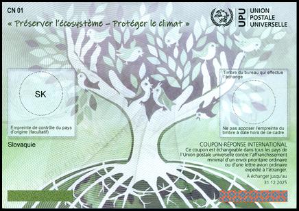 Medzinárodná odpoveďka - Ochrana ekosystému