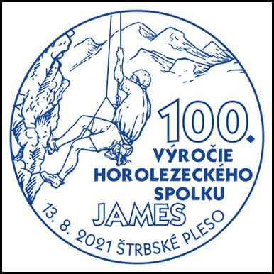 100. výročie horolezeckého klubu JAMES
