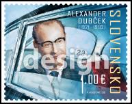 Personalities: Alexander Dubček (1921 – 1992)