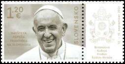 Návšteva pápeža Františka na Slovensku