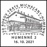 150 rokov trate Michaľany-Humenné