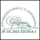 Otvorenie parku C.G.Swenssona