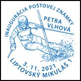 Inaugurácia poštovej známky Petra Vlhová