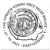 750. výročie vzniku obce Veľké Bielice
