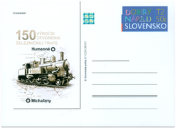 150. výročie otvorenia železničnej trate Michaľany - Humenné